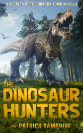 Cover for The Dinosaur Hunters.