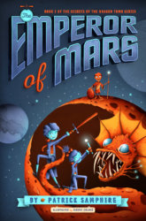 Cover for The Emperor of Mars.