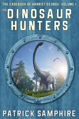 Cover of The Dinosaur Hunters